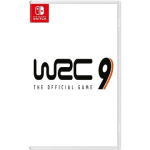 WRC 9 The Official Game – Nintendo Switch (3665962001778)