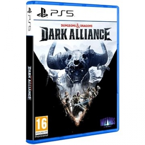 Dungeons and Dragons: Dark Alliance – Steelbook Edition – PS5 (4020628701000)