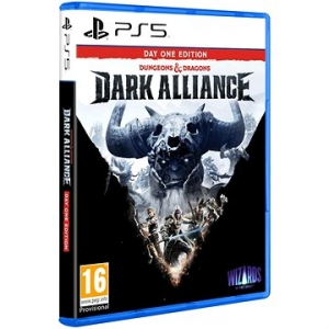 Dungeons and Dragons: Dark Alliance – Day One Edition – PS5 (4020628701048)