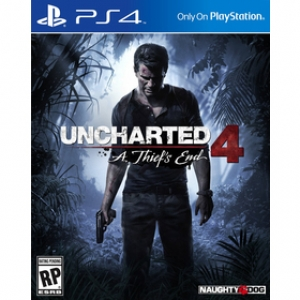 PS4 - Uncharted 4: A Thief´s End (PS719454717)