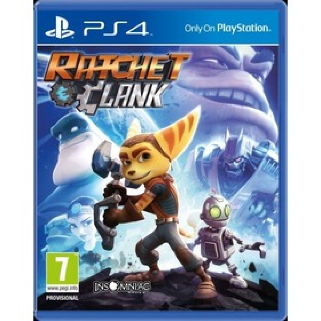 PS4 - Ratchet and Clank (PS719848530)