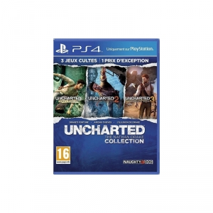 PS4 - Uncharted: The Nathan Drake Collection CZ (PS719866831)