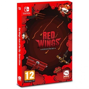 Red Wings: Aces of the Sky – Nintendo Switch (8437020062367)